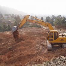 निर्माण कार्यहुदै